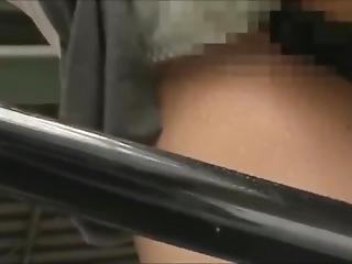 vélo, japonaise, pisse, pisser, jet de mouille