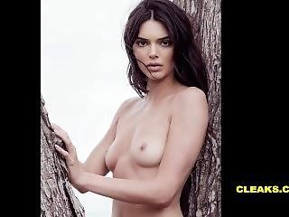 Kendall Jenner Nude � Pussy, Tits & Ass Exposed