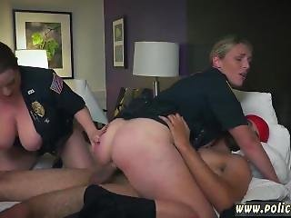 Police Bdsm And Big Tits Police Babe Noise Complaints Make Dirty Whore