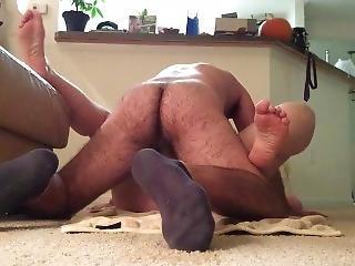 Amatorski, Dupa, Duży Tyłek, Orgazm