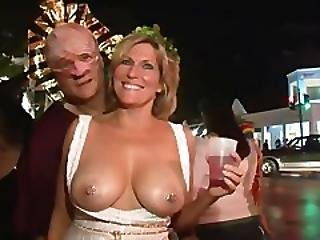 Curvaceous Cougars Scene