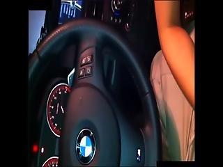 Bitch Sucking In Car