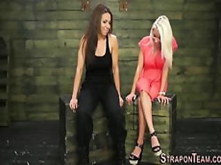 Shibari Slave Strapon