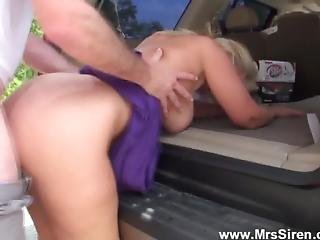 Wife Fucked In Public