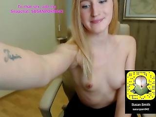 Mom Catches Son Wanking And Helps With A Deepthroat Blowjob !
