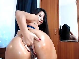 Lolaitasexy Finger In Ass