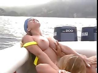 Very boat lesbian sex not right