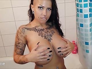 Ceetzie Germans Hottest Girl Huge Tits
