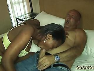 African Pussy Destroyed By Bigcock