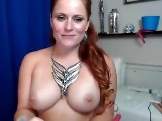 Hot Redhead Milf Webcam Watch Live At For More Thebestgirlscam.com