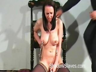 Emilys Bizarre Anal Punishment And Tit Torture Of Suffering Amateur Bdsm Slavegirl In Hardcore Sadomasochism And Spanking