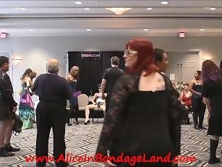 Mistress Convention Group Photoshoot Music Video Domcon New Orleans 2017