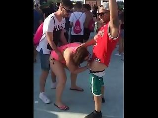 Sucking Dick In Public
