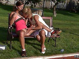 lesbijki milfs seks