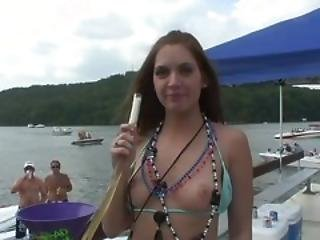 Naked Boat Bash 6   Scene 6