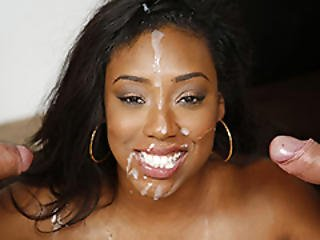 Lisa Tiffian Is Looking For White Guys To Fuck