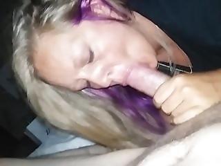Wifes Insane Blowjob