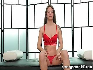 Squirt-a-thon Just Happend On Castingcouchhd