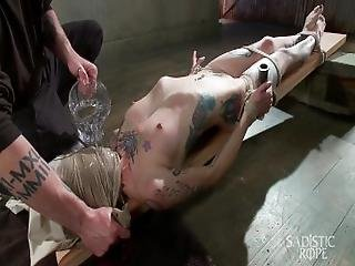 Fisting%2C Water Boarding%2C Extreme Torment%2C And Brutal Bondage%21%21%21