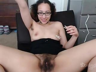 Amateur, Struik, Webcam