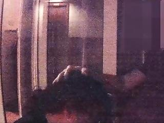 Balcony Blowjob - After Party Blowjob Cum In Mouth (night Quality Sorry)