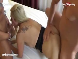 My Dirty Hobby Sexy Blonde Totally Creamed
