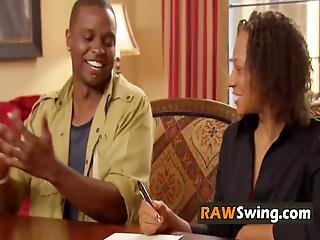 Black Swingers Mix It Up In New Episode