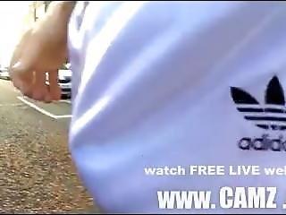 151 Freeballing Nylon Shorts  & Horny Thai Massage Camz.biz/lora