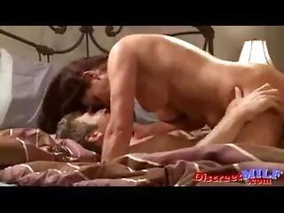 anal, mãe, sexo, nova