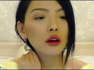 Young Geisha Camgirl Loves Smoking (nn)