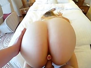 Girl Cheats On Her Boyfriend At The Marriott Hotel