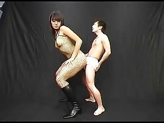 Facesitting, Femdom, σκληρό, ιαπωνικό, ψηλός