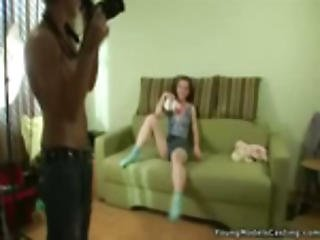 First Time Porn Casting With Lots Of Hardcore Sex