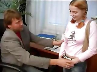 The Headmaster And The Schoolgirl