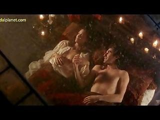 Robin Wright Nude Boobs In Moll Flanders Movie Scandalplanet.com
