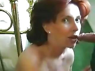 Mature Wife Facial 2