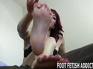 Worship My Feet And I Will Reward You