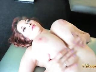 Tessa Fowler Red And Black Chonies