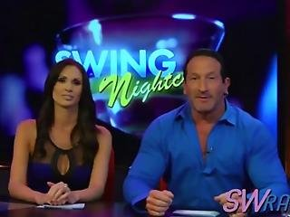 Swing Nightcap Brings In A Group Of Swingers To Tell All Their Experience At Swing Party As They Switched Couples For A Hot Fucking