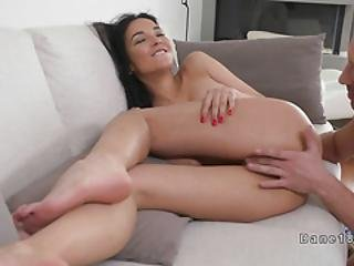 Doggy Style And Oral For Hot Brunette