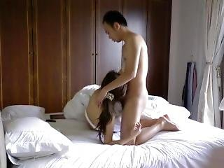 Hidden Cam In Hotel, Asian