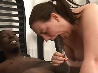 19 Yo Newbie Ass Fucked By Black Monster Cock