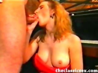 Horny Blonde Fucked Doggystle