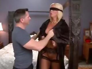 Bbw Slut Milf Alura Jenson Ir Anal Dp Gangbang Double Penetration