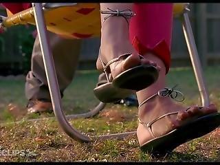Kathy Baker Feet