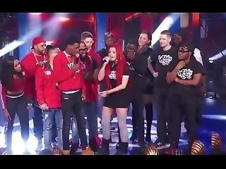 Mtv Wild 'n Out Rap Battle - Verbal Sph - Justina Valentine