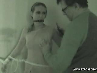 Hailey Young Abducted & Kept In My Dark Basement To Complete My Fantasies!