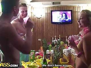 Theme Sex Party In Hawaiian Style,part 2