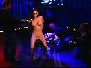 video babe jessica jaymes rides sybian howard stern