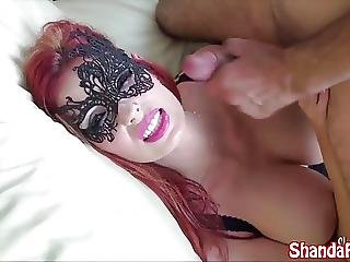 Kinky Canadian Milf Shanda Fay Gets Fucked In Sexy Mask